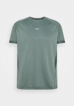 Nike Performance - ELITE - T-Shirt basic - dark teal green/hasta/white