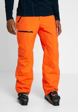 Helly Hansen - SOGN PANT - Skibroek - bright orange