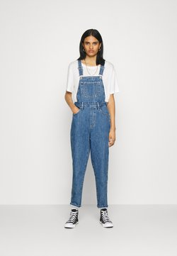 Levi's® - TAPERED OVERALL - Latzhose - crazy blue