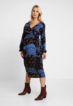 MAMALICIOUS - MLPARISIAN DRESS - Korte jurk - black
