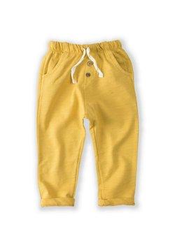 Cigit - Verryttelyhousut - mustard yellow