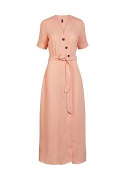 YAS - YASMARION  - Maxi dress - coral pink
