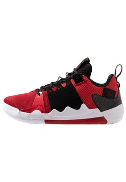 Jordan - Basketbalschoenen - gym red/black