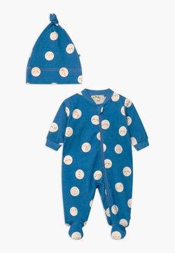 The Bonnie Mob - SUPERMOON SET UNISEX - Geschenk zur Geburt - blue