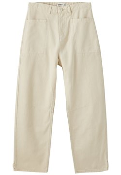 PULL&BEAR - Relaxed fit jeans - beige