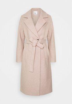 ONLY - ONLGINA WRAP COAT  - Manteau classique - humus