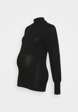 Envie de Fraise - CONSTANTIN - Stickad tröja - black