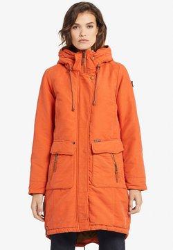 khujo - MICHAELA - Wintermantel - orange