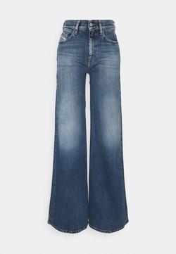 Diesel - D-AKEMI - Relaxed fit jeans - medium blue