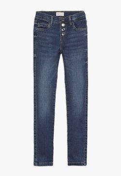 Kids ONLY - KONROSE BUTTON - Slim fit jeans - medium blue denim