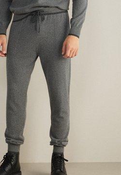 Falconeri - Jogginghose - grigio mel scuro