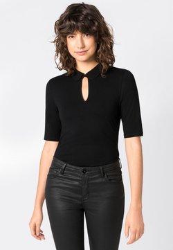 HALLHUBER - T-shirt imprimé - black
