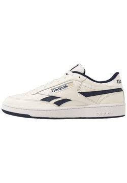 Reebok Classic - CLUB REVENGE - Sneaker low - chalk/navy/porcel