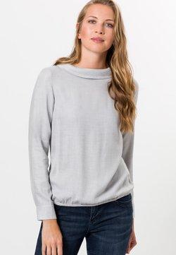 zero - Langarmshirt - stone grey