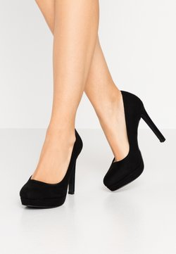 Even&Odd - Zapatos altos - black