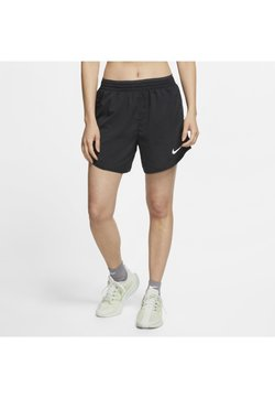 Nike Performance - TEMPO LUX   - kurze Sporthose - black/anthracite/reflective silv