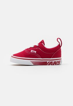 Vans - ERA ELASTIC LACE - Trainers - chili pepper/true white