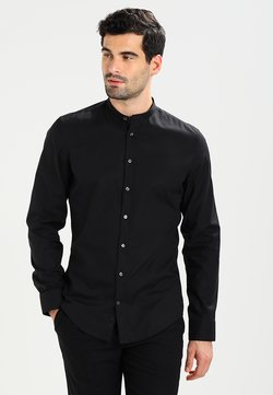 Seidensticker - MANDARIN TAPE SLIM FIT - Camicia - schwarz