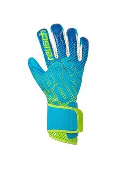 Reusch - PURE CONTACT  - Fingerhandschuh - blaugruen