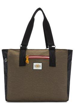 Kipling - Shopping bag - valley taupe bl