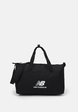 New Balance - MEDIUM HOLDALL UNISEX - Sporttasche - black/white