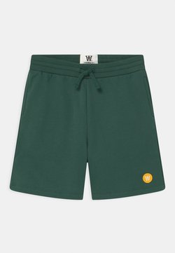 Wood Wood - VIC UNISEX - Shorts - faded green
