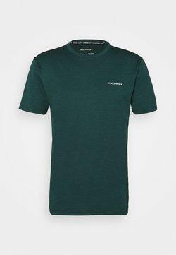 Endurance - MELANGE TEE - T-Shirt basic - ponderosa pine