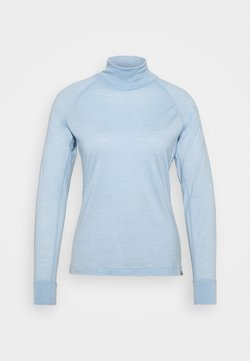 Houdini - ACTIVIST TURTLENECK  - Funktionsshirt - husky blue