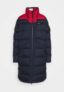 Tommy Hilfiger - OVERSIZED INSULATION JACKET - Talvitakki - desert sky