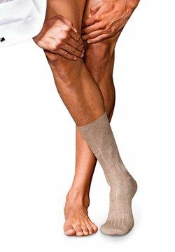 FALKE - Socken - pebble melange