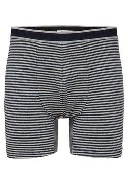 recolution - Panties - grey melange / navy