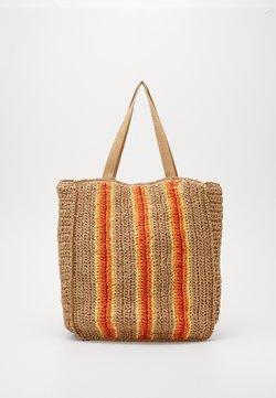 Esprit - DANA SHOPPER - Shopping Bag - camel