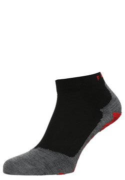 FALKE - RU5 LIGTHWEIGHT SHORT  - Sportsocken - black/grey
