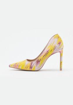 Cosmoparis - GOHO - High Heel Pumps - jaune/rose