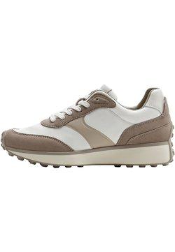 Massimo Dutti - MIT EINSÄTZEN - Sneakers laag - brown
