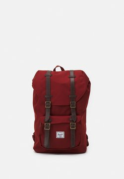 Herschel - LITTLE AMERICA MID VOLUME UNISEX - Tagesrucksack - burnt henna/chicory coffee