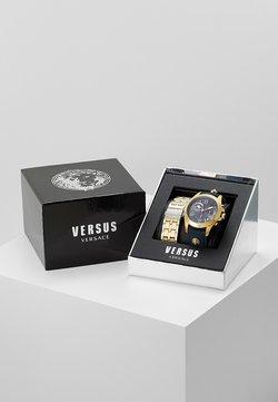 Versus Versace - LION - Rannekello ajanottotoiminnolla - gold-coloured/blue