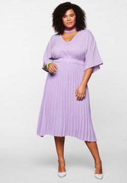 Sheego - Cocktailkleid/festliches Kleid - lilac