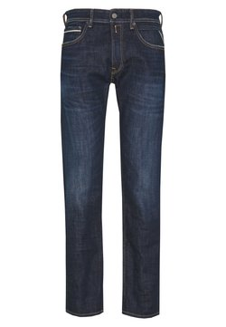 Replay - GROVER - Jeans a sigaretta - dark blue
