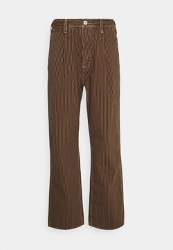 Levi's® - PLEATED TROUSER - Stoffhose - brown