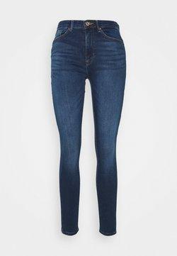 ONLY - ONLPAOLA LIFE - Jeans Skinny Fit - dark blue denim