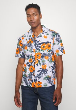Knowledge Cotton Apparel - WAVE FLOWER SHIRT - Skjorter - multi-coloured