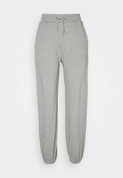 NU-IN - HIGH WAIST JOGGERS - Jogginghose - grey