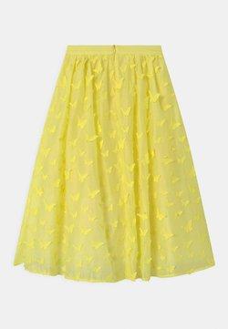 Charabia - Długa spódnica - straw yellow