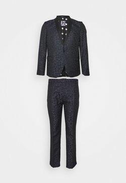 Twisted Tailor - SERVAL SUIT PLUS - Costume - blue