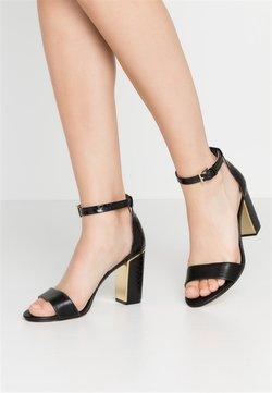 ALDO - GRADIFOLIA - High heeled sandals - black