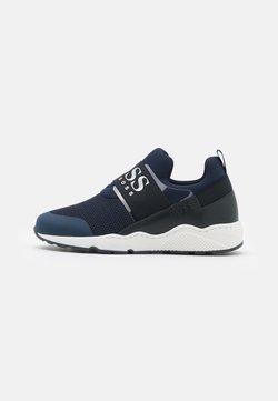 BOSS Kidswear - TRAINERS - Sneaker low - navy