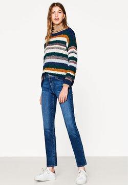 Esprit - Jeans Straight Leg - blue medium washed