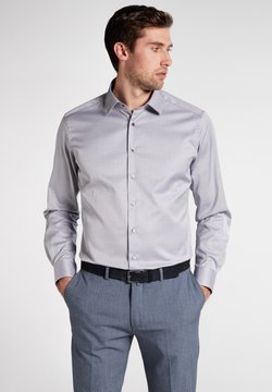 Eterna - MODERN FIT - Businesshemd - grey