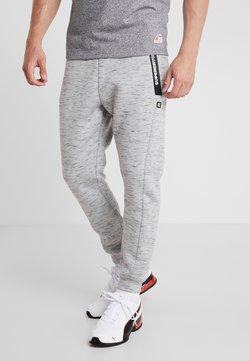 Superdry - CORE GYM TECH - Pantalones deportivos - light grey marl